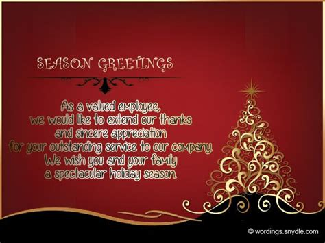 christmas messages  employees companies achieve success      person
