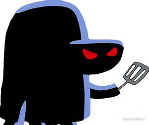 Ipad Home Design App Reviews quot the hash slinging slasher quot stickers by toastedstew