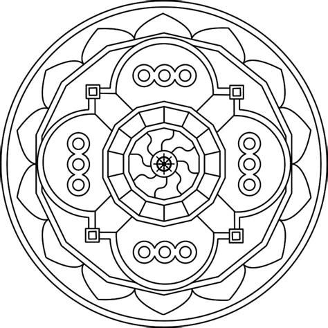 imagenes de mandalas de la abundancia esencia del ser mandala para trabajar la prosperidad y