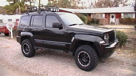 Lifted 2011 Jeep Liberty 2011 Jeep Liberty Lift Kit