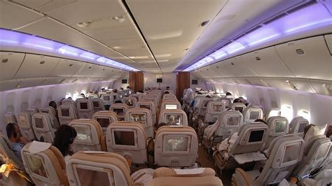 Airbus 330 Interior by Update Blue Planet Project Featured In Airline In Flight