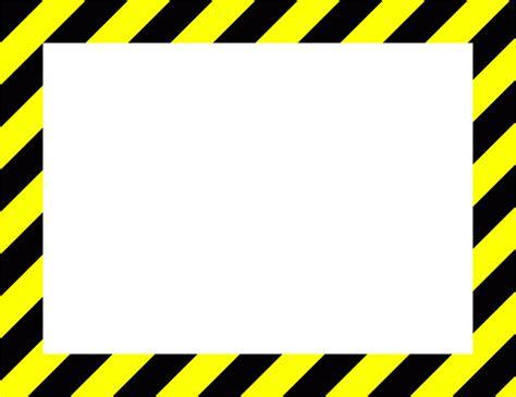 free illustration sign frame danger caution free