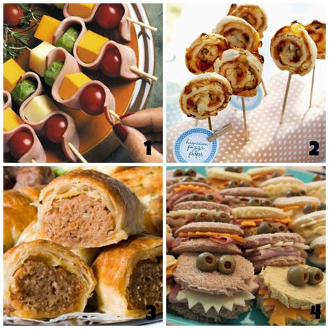 party fun for little ones 12 awesome party food ideas