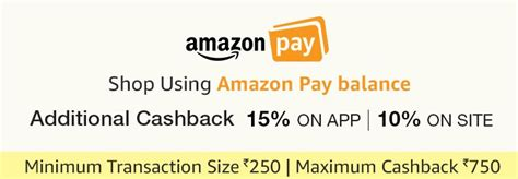 How To Pay Using Amazon Gift Card Balance - amazon pay balance cashback offer get 15 cash back sarfras