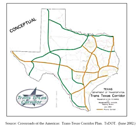 trans texas corridor map nafta corridor nafta highway nasco trade corridor society for american