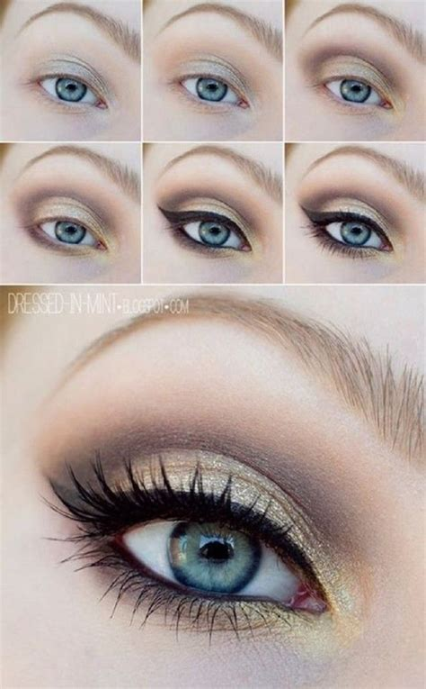 tutorial eyeshadow wardah seri d 12 awesome smokey eyes tutorials the weekly round up