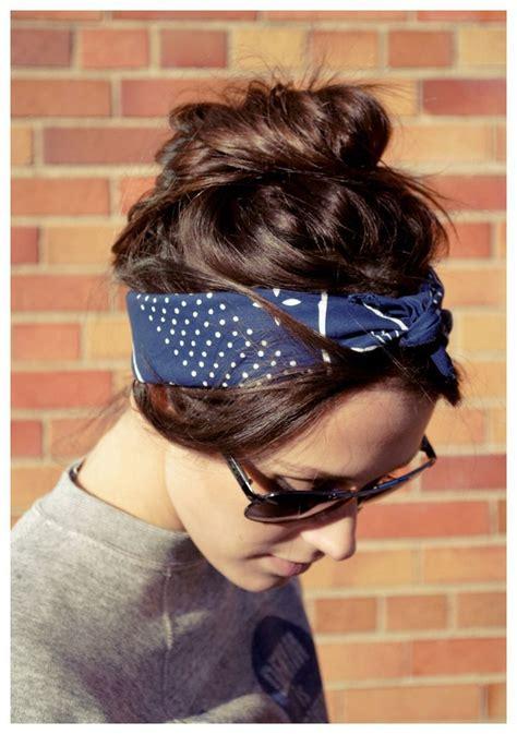 casual hairstyles with headbands best 25 headband hairstyles ideas on pinterest hair