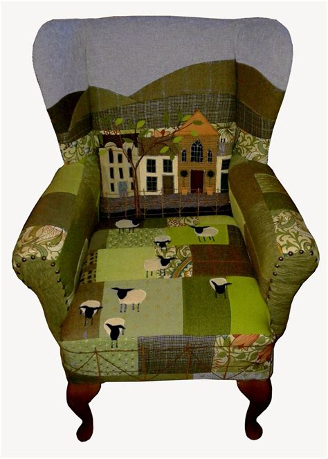 Patchwork Furniture Uk - 17 best ideas about patchwork chair on