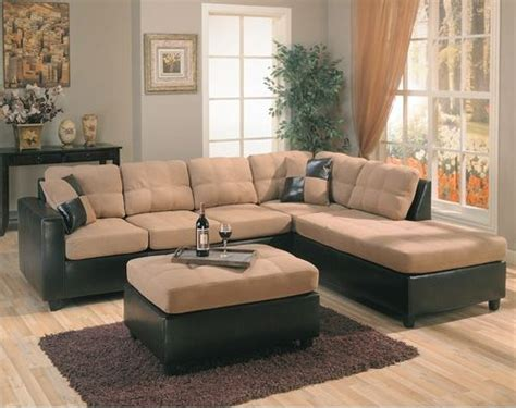 microfiber vs leather sofa which sectional sofa should you buy microfiber vs