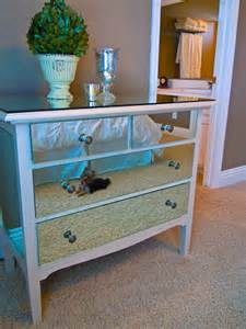 remodelaholic you look mirrored dresser guest