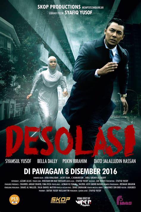 film 2017 melayu filem desolasi 2016