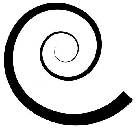 swirl clipart swirl clipart spiral pencil and in color swirl clipart