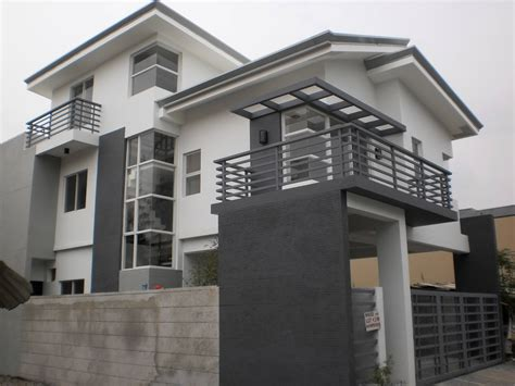 contemporary houses for sale modern contemporary house in greenwoods pasig city