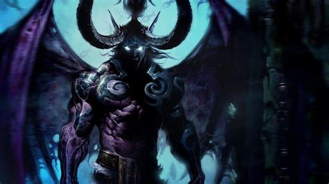 illidan stormrage wallpapers wallpaper cave