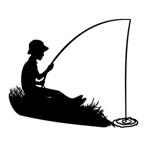fishing boat silhouette clip art boats cliparts
