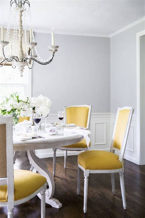 Farrow And Dining Room by Farrow And Cornforth White Dining Room