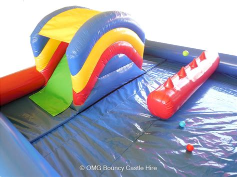 inflatable play zone hire leicester coventry derby