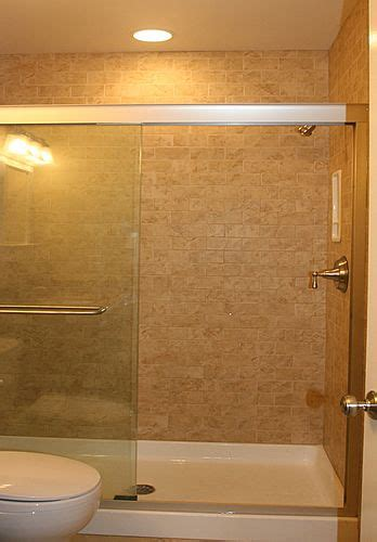 fiberglass shower images  pinterest small