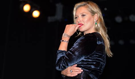 Who Is The Real Kate Moss by Kate Moss Cosa 232 Successo Ritocco Oppure Farmaci Real