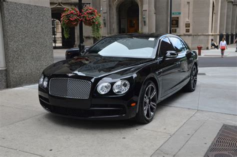 bentley continental flying spur 2015 2015 bentley flying spur v8 stock b664a for sale near