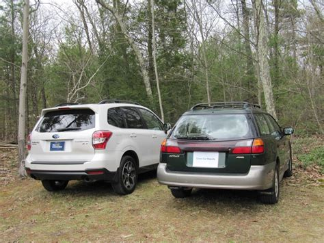 subaru forester versus outback subaru 2014 forester versus outback autos weblog
