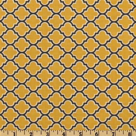 yellow trellis fabric aviary 2 lodge lattice vintage yellow discount designer
