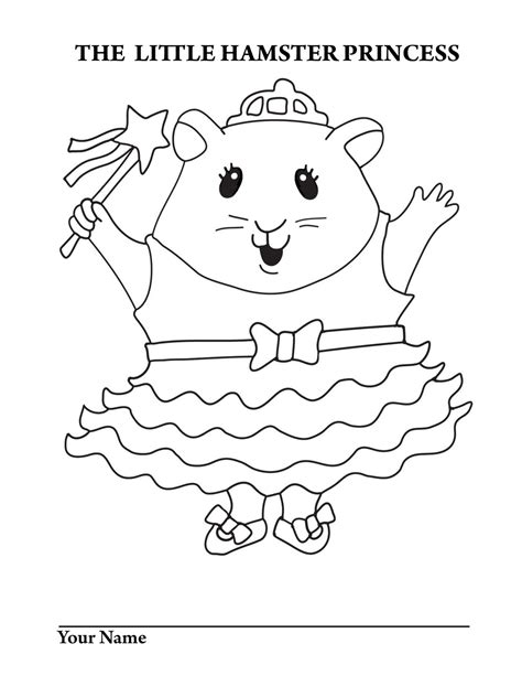 coloring page of a hamster pet shop coloring pages printable coloring pages