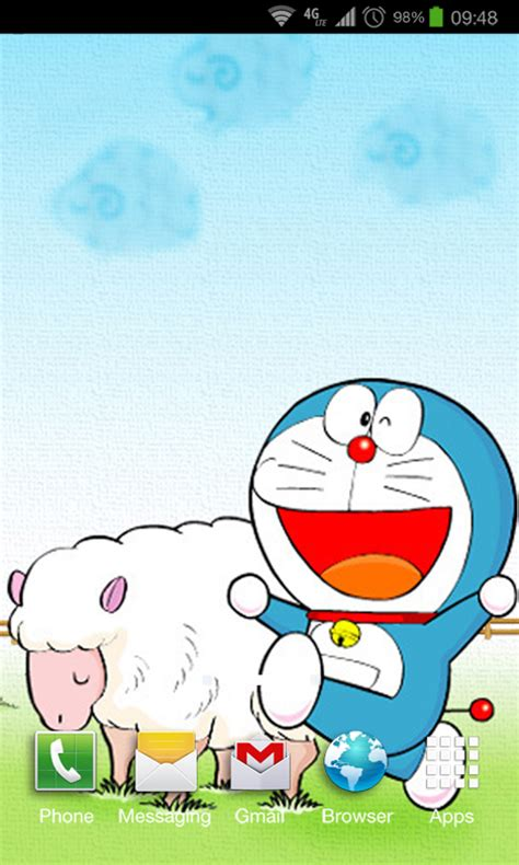 wallpaper doraemon androit free doraemon hd wallpaper apk download for android getjar