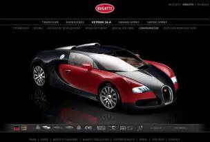 Bugatti Site Bugatti Veyron Configurator Do It Yourself Indian Cars