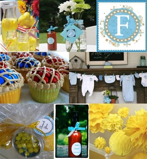 Bbq Baby Shower Decorations by Bbq Baby Shower Baby Shower Ideas Baby D