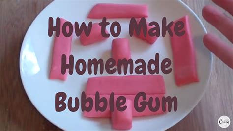 how to make gum holy kaw