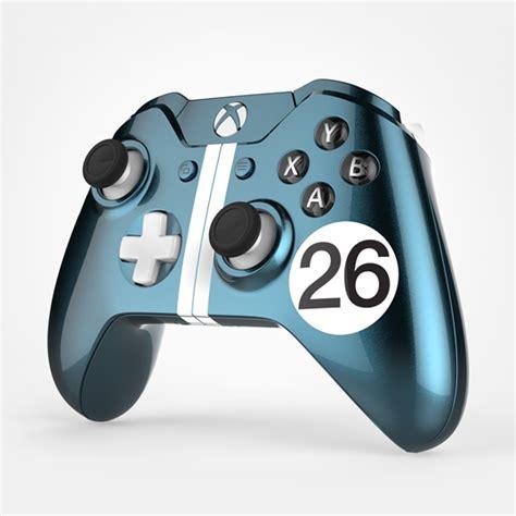Home Design Xbox xbox one controller commemorative ford le mans designs