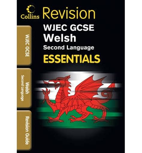 revise wjec gcse english wjec gcse welsh 2nd language revision guide jo knell 9781844196883