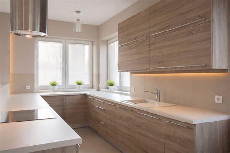 kitchen arrangement different types of counter or platform arrangements in kitchen
