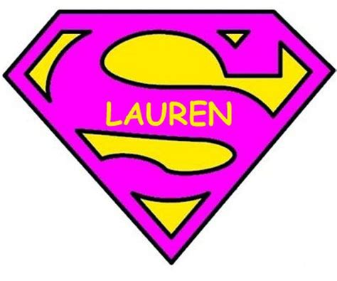 supergirl emblem template great supergirl logo personalized with your name t shirt