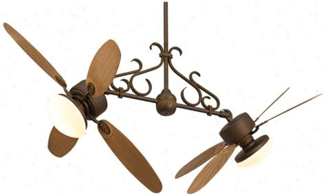 double head ceiling fan with light rugged elements collection 15 quot high outdoor wall light