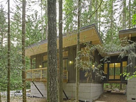 Method Homes Cabin by Method Homes Completes Its Prefab Cabin Contemporist