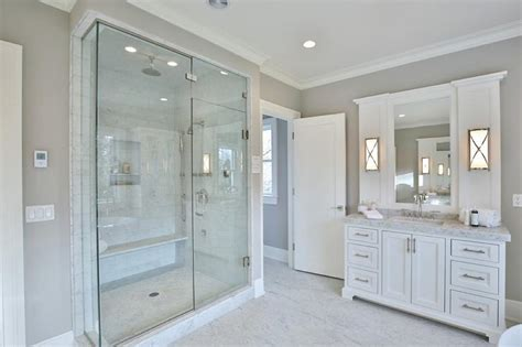 glamorous bathroom vanities glam bathroom vanity with robert abbey chase 2 light wall sconce transitional bathroom