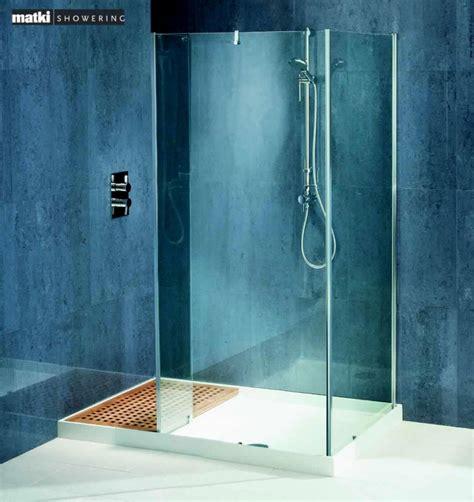 In Shower by Matki Original Walk In Corner Shower Enclosure Uk Bathrooms