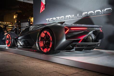 Lamborghini Future Concept by Lamborghini S Newest Concept Is Loaded With The Wildest