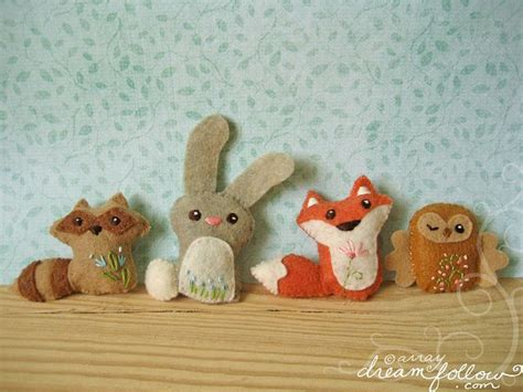 pattern felt animals 440 best images about diy with fabric stuffed animals on