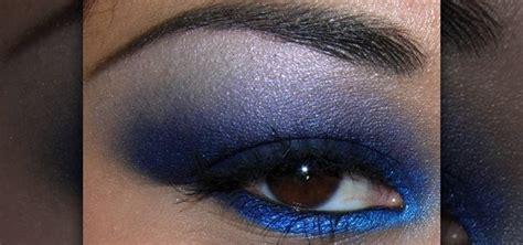 Eyeshadow Wardah Smokey blue eyeshadow makeup makeup vidalondon