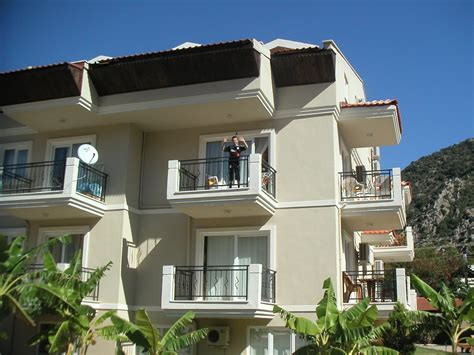 appartment rental three bedroom apartment with swimming pool for rent in icmeler close to marmaris town