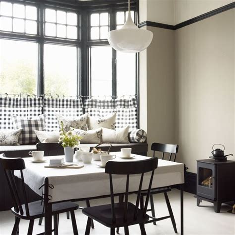 minimalist black white dining room ideas 6214 house