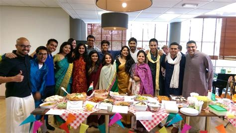 Mba Culture by Mba Students Explore Cultures Through Culinary Journey