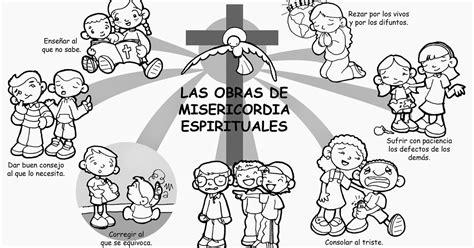 imagenes de misericordia espirituales la catequesis el blog de sandra recursos catequesis