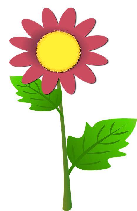 wallpaper bunga animasi gambar bunga matahari animasi