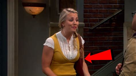 penny tbbt penny from quot the big bang theory quot has a favorite accessory