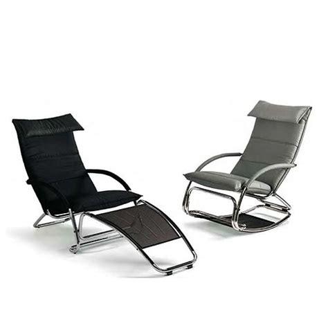 rocking swing chair bonaldo swing modern rocking chair by jochen hoffmann