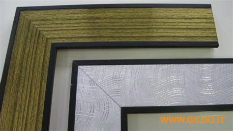 cornici moderne per specchi cornici per quadri e specchi gildo profilati
